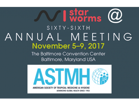 First Starworms Results presented at the ASTMH